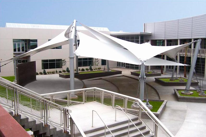 Advance Building Systems Shade Structures